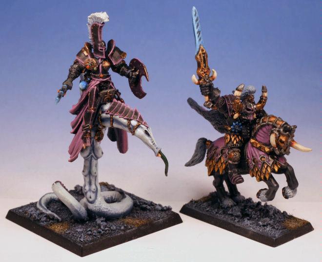 Chaos, Mounted Heroes, Warhammer Fantasy, Warriors Of Chaos