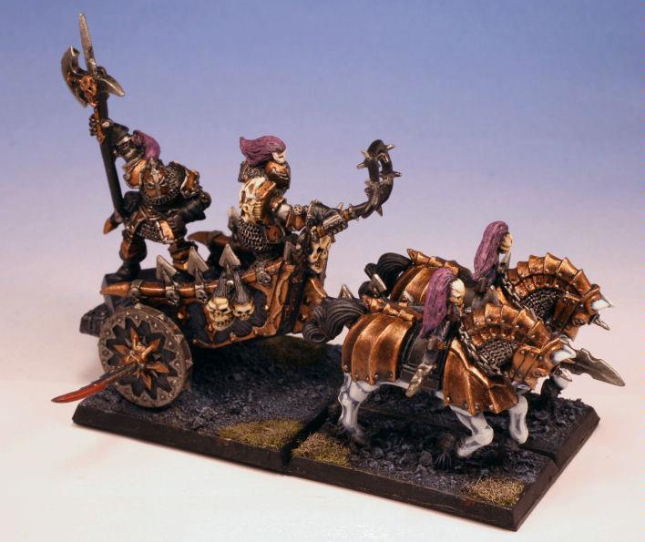 Chaos, Chaos Warrior, Chariot