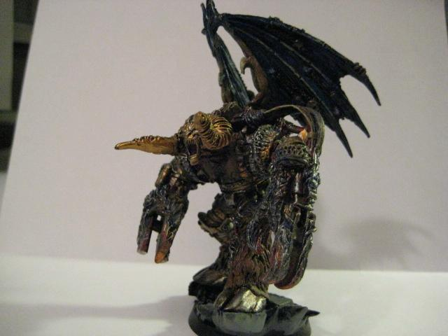 Conversion, Daemon Prince, Daemons