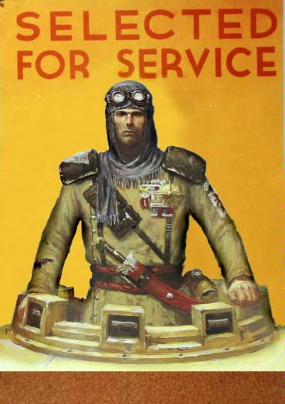 Imperial Guard, Poster, Terrain