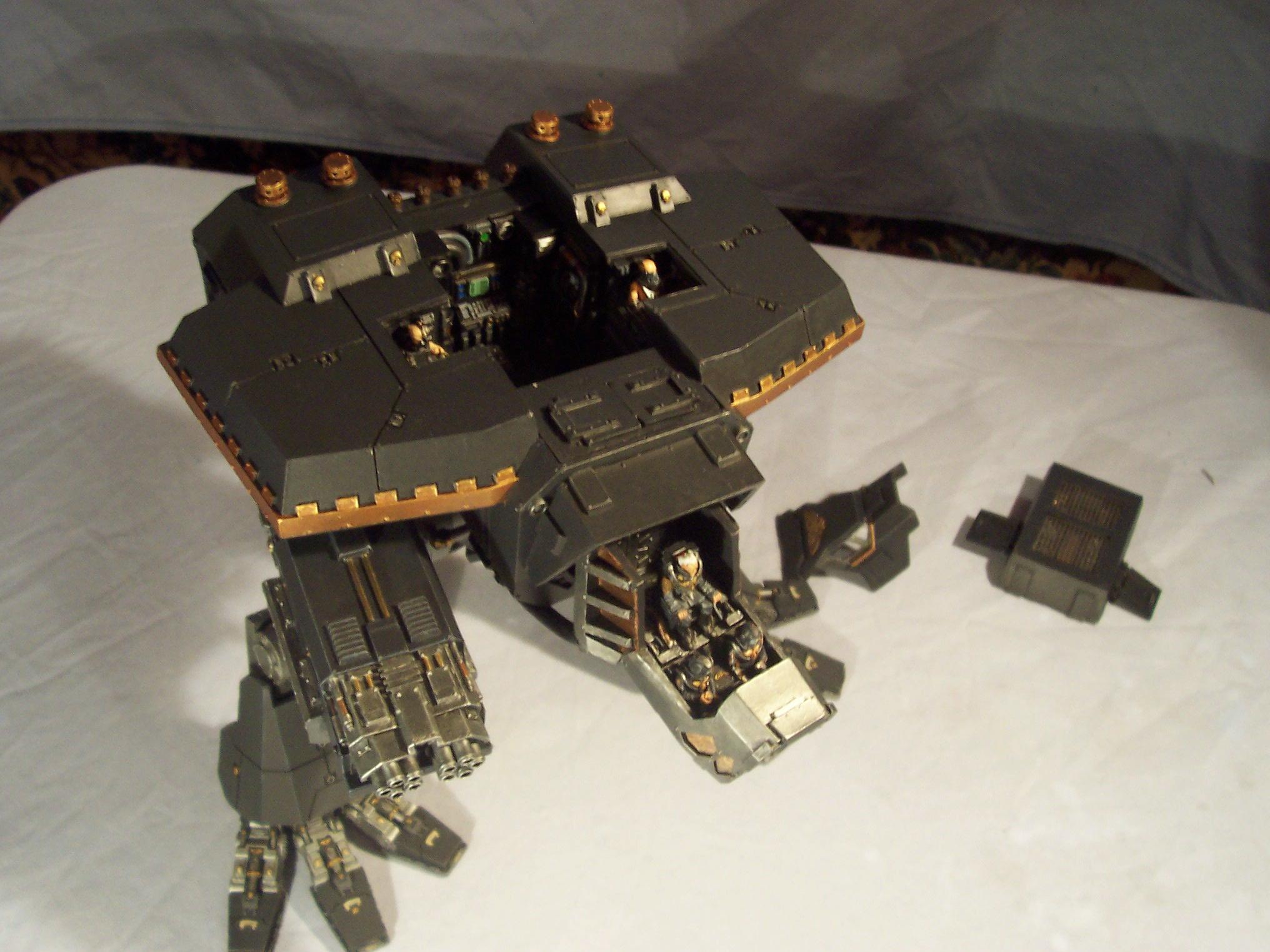 Apocalypse, Forge World, Imperial, Titan, Warhammer 40,000, Warhound