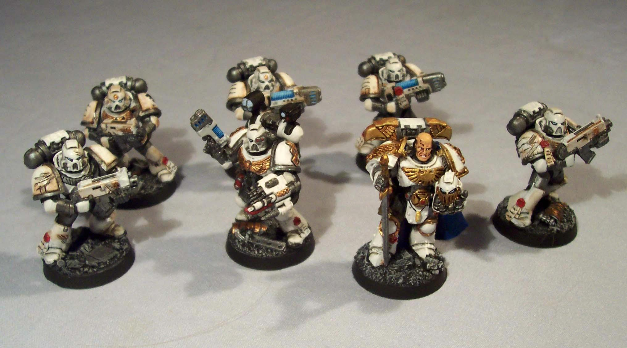 Celestial Lions, Space Marines, Tactical Squad, Warhammer 40,000