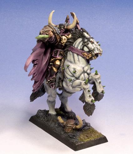 Archaon, Chaos, Character, Horns, Knights, Rider, Warhammer Fantasy, Warriors Of Chaos