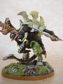 Hive Tyrant, Monstrous Creature, Tyranids, Warhammer 40,000