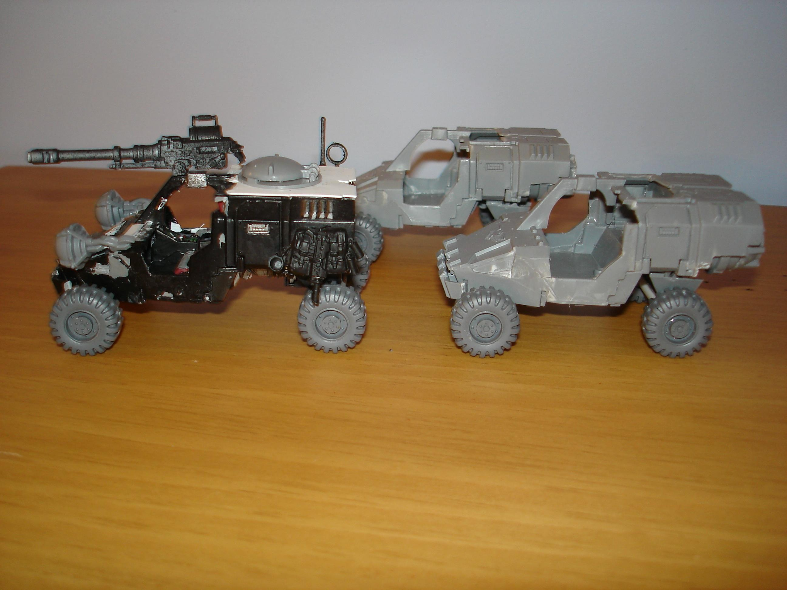 Buggy, Imperial Guard, Sentinel