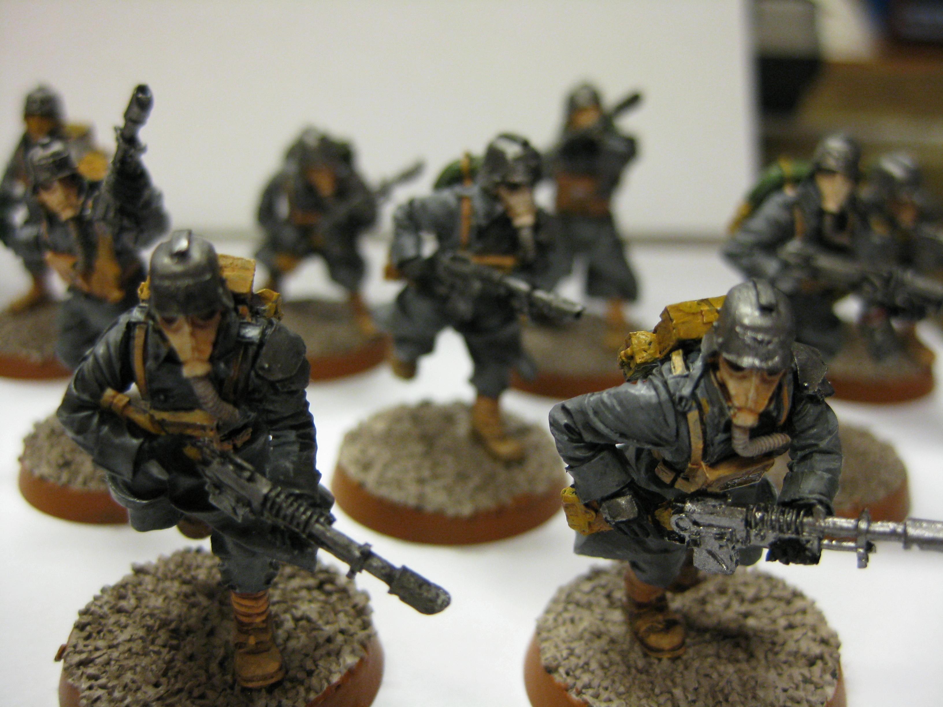 Death Korps of Krieg, Kreig