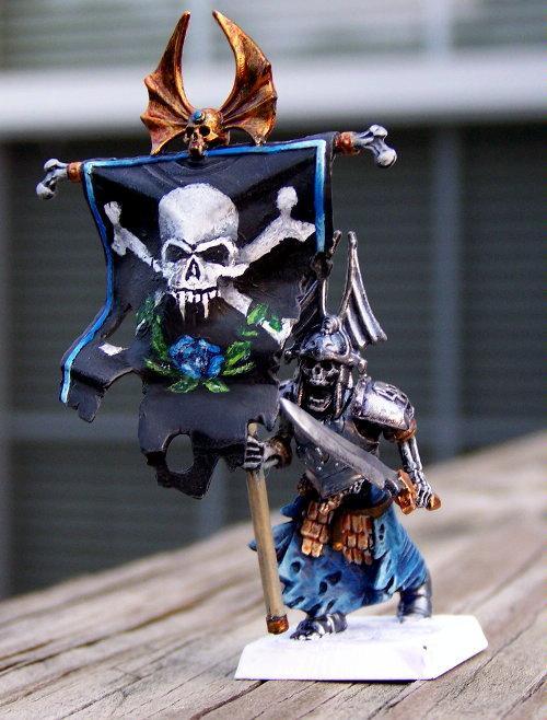 Banner, Skeletons, Undead, Vampire Counts