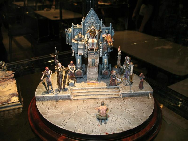 54mm, Awesome, Diorama, Inquisition, Inquisitor, Warhammer 40,000