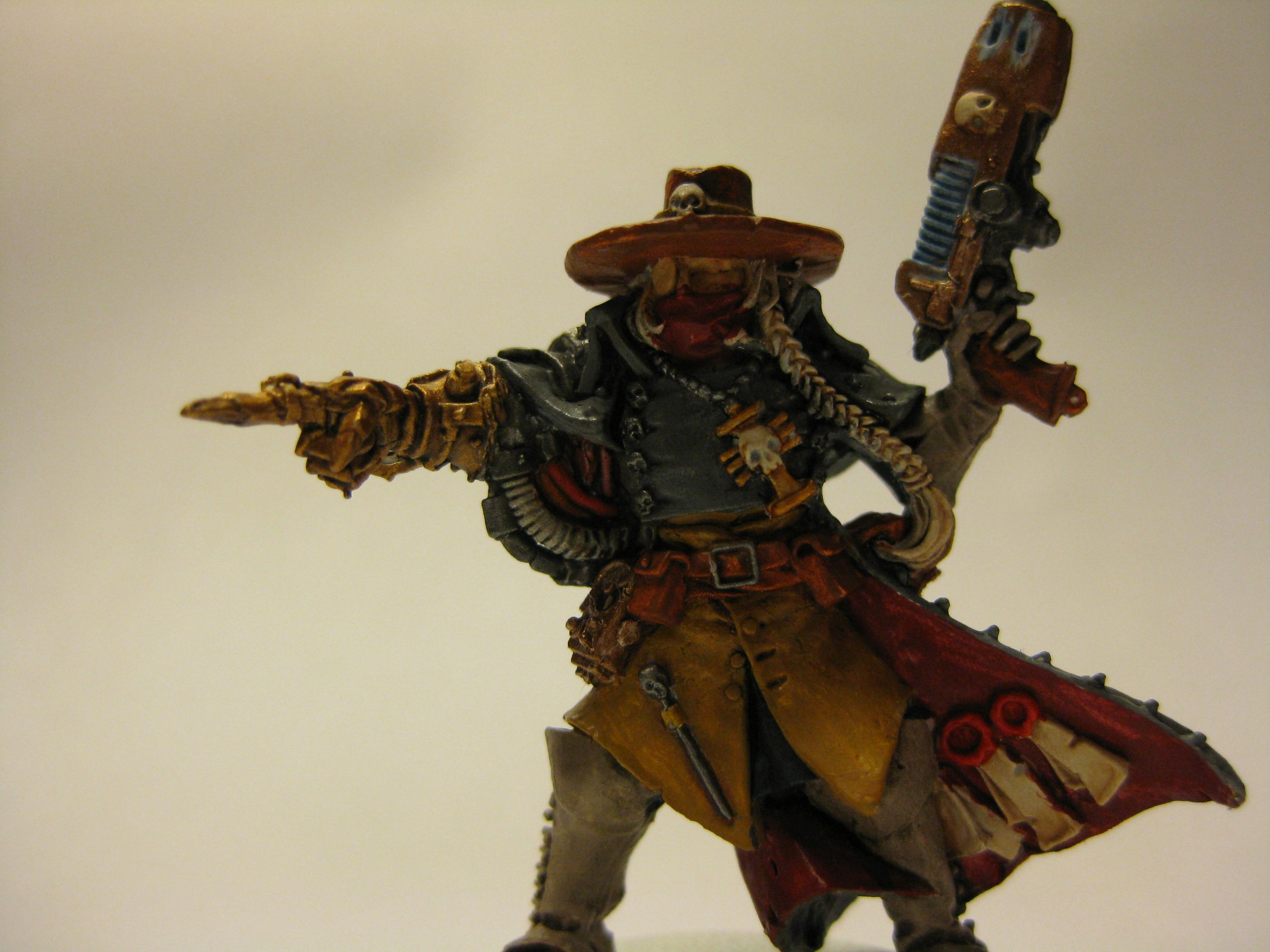 Inquisitor, Plasma Gun