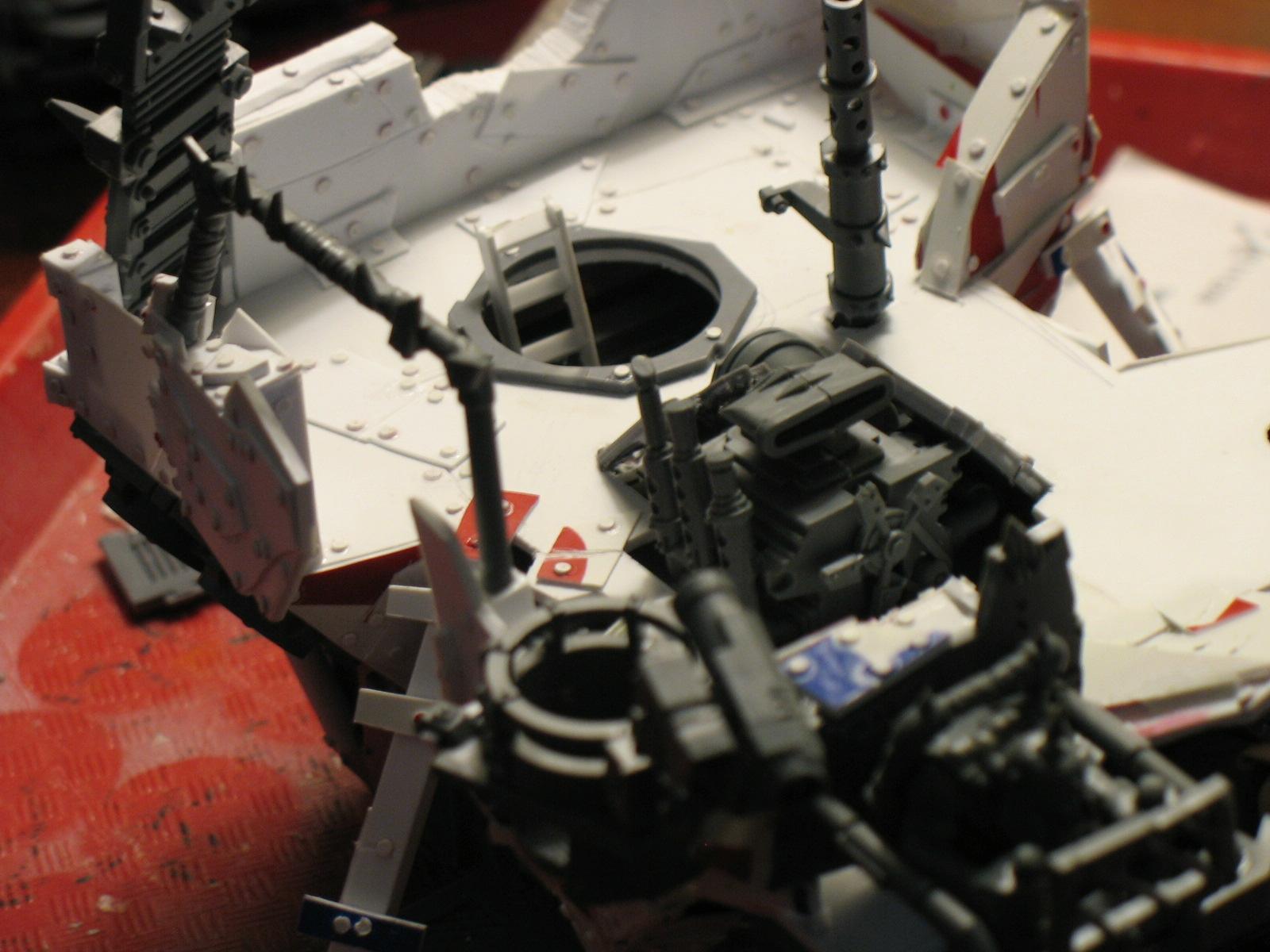 Orks, Vehicle, Warhammer 40,000