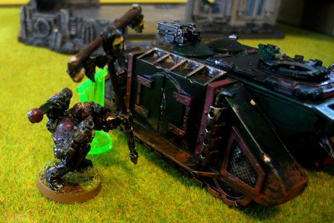 Battle Report, but the champion sees off the inquisitor haha
