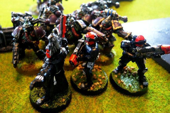 Battle Report, combat 2