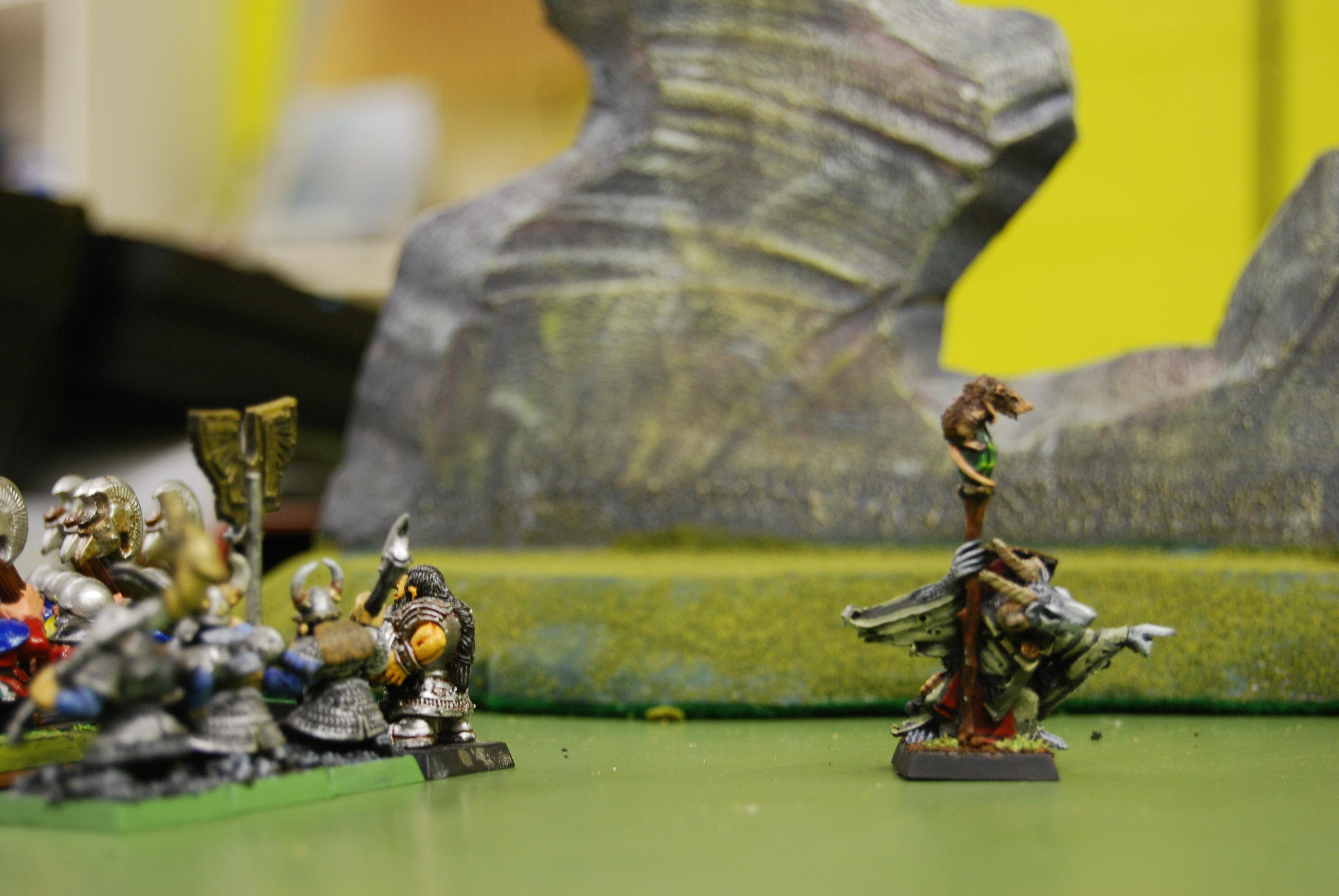 Battle Report, Skaven