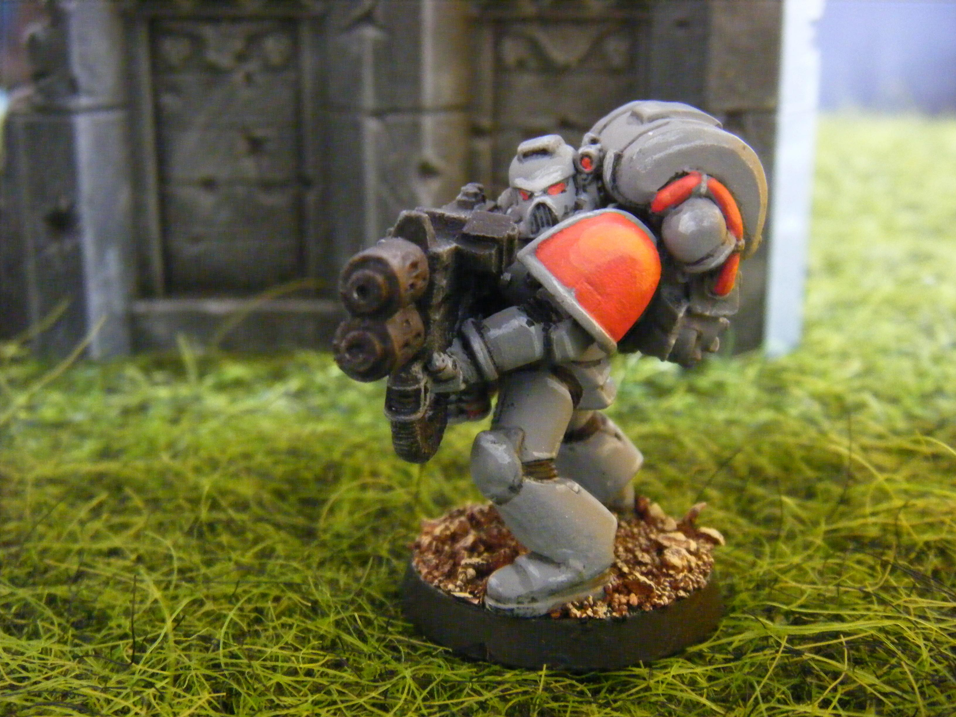 Devestator, Space Marines