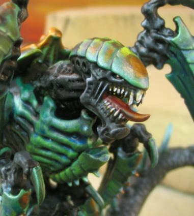Conversion, Gargantuan Creature, Trygon, Tyranids, Warhammer 40,000