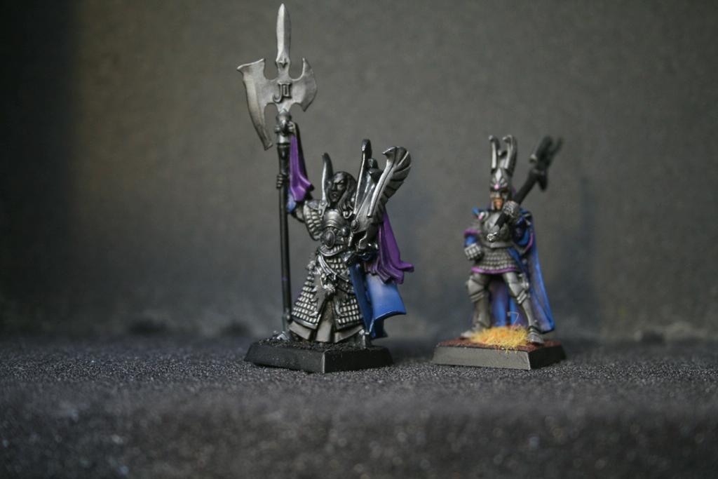 Caradryan, High Elves, Phoenix Guard, Warhammer Fantasy