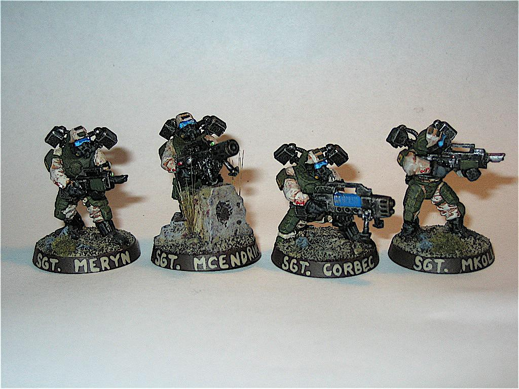 Conversion, Drop Troops, Imperial Guard, Warhammer 40,000