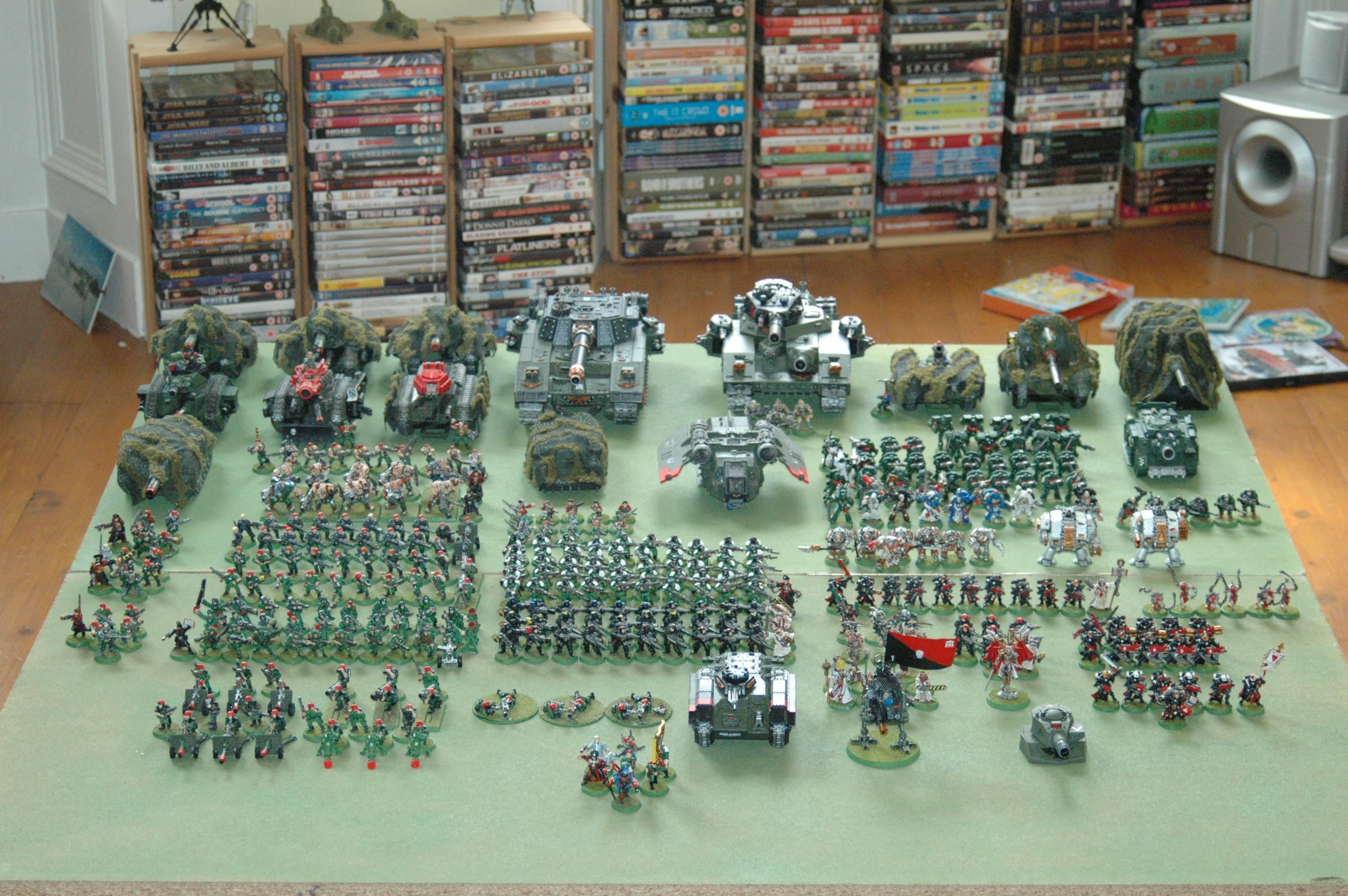 Armored Company, Army, Forge World, Imperial Guard