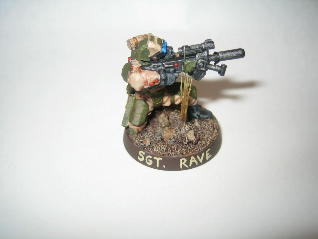 Conversion, Elysian, Imperial Guard, Warhammer 40,000