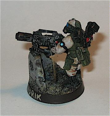 Conversion, Elysian, Imperial Guard, Infantry, Warhammer 40,000