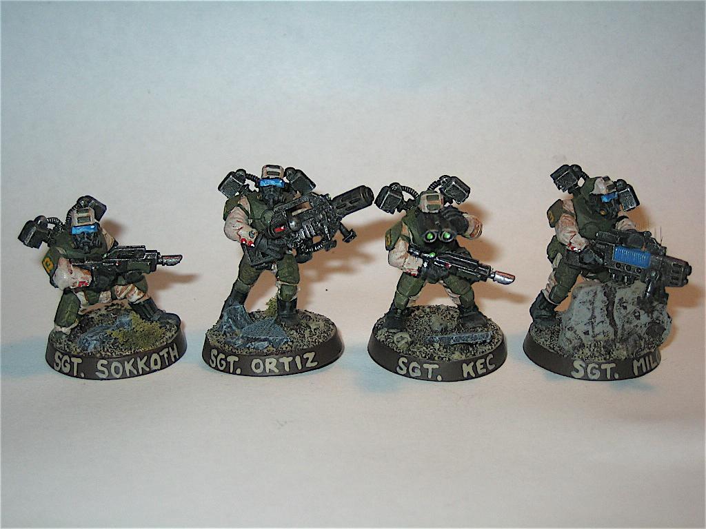 Conversion, Drop Troops, Elysian, Imperial Guard, Infantry, Meltagun, Plasma, Warhammer 40,000
