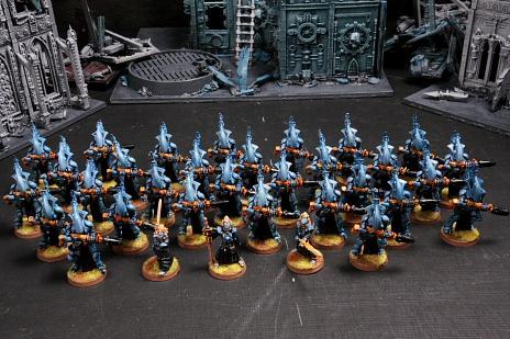 Eldar, Wraithguard, Wraithguard