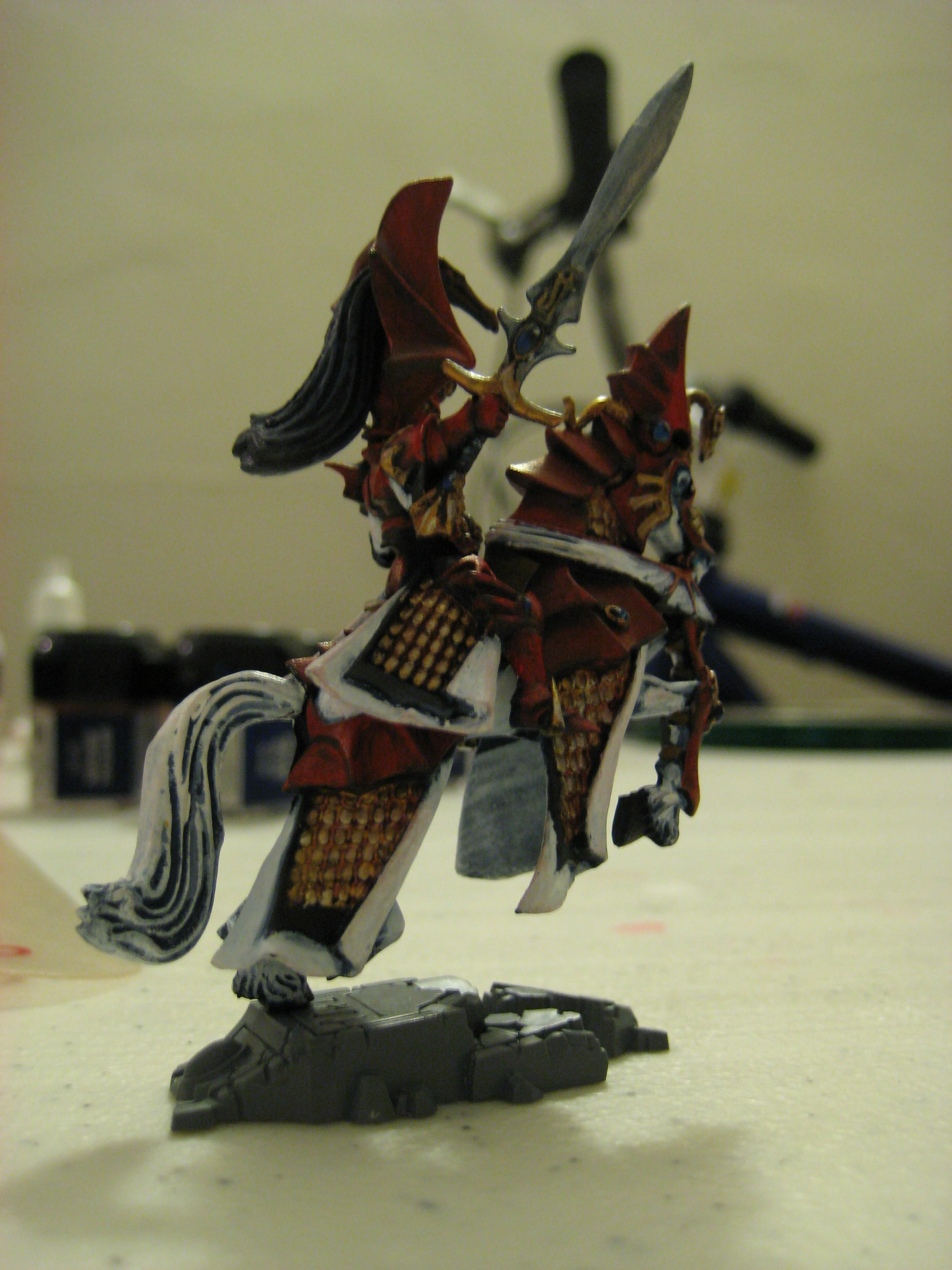 High Elves, HE Prince other side