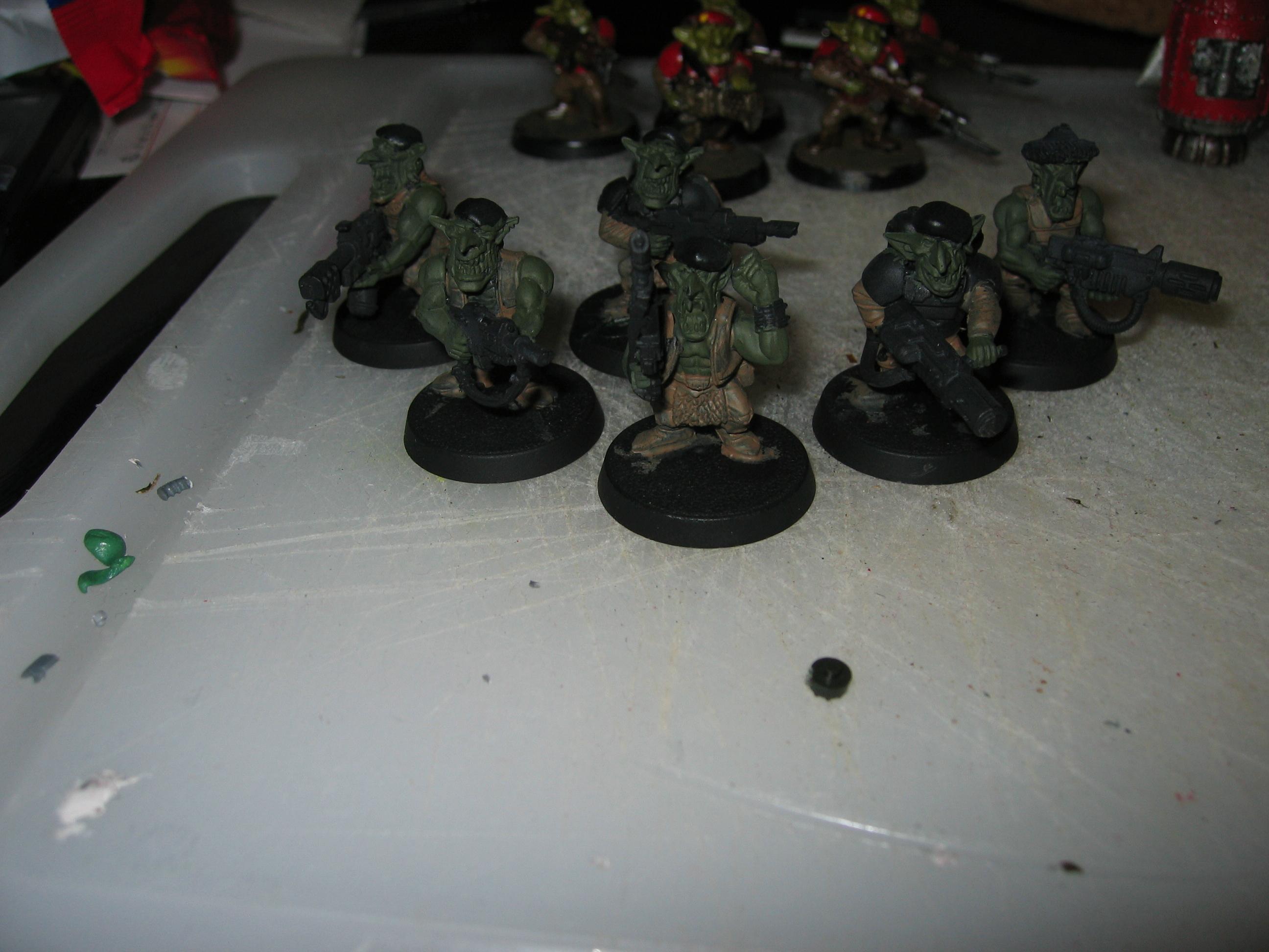 Hardened Veterans Squad 2