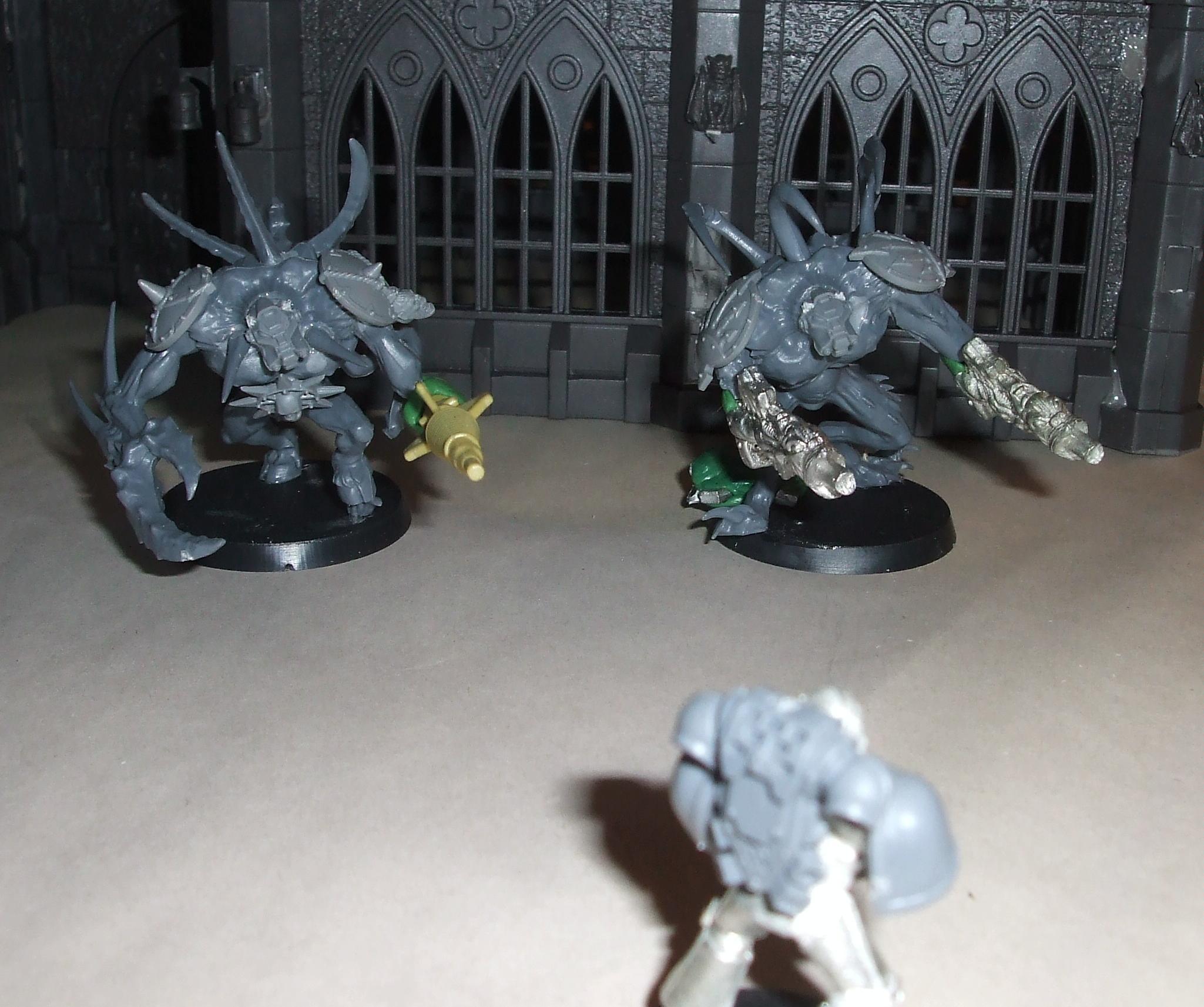 Conversion, Obliterators, Spawn