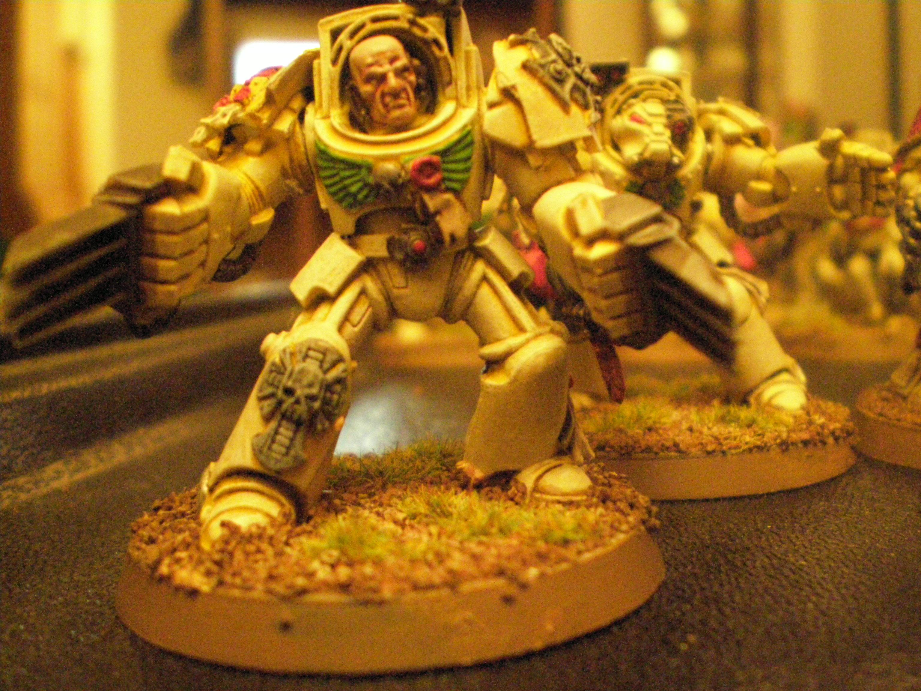 Lightning Claws, Space Marines