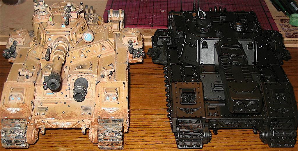 Apocalypse, Conversion, Imperial Guard, Stormblade, Tank, Vehicle, Warhammer 40,000, Work In Progress
