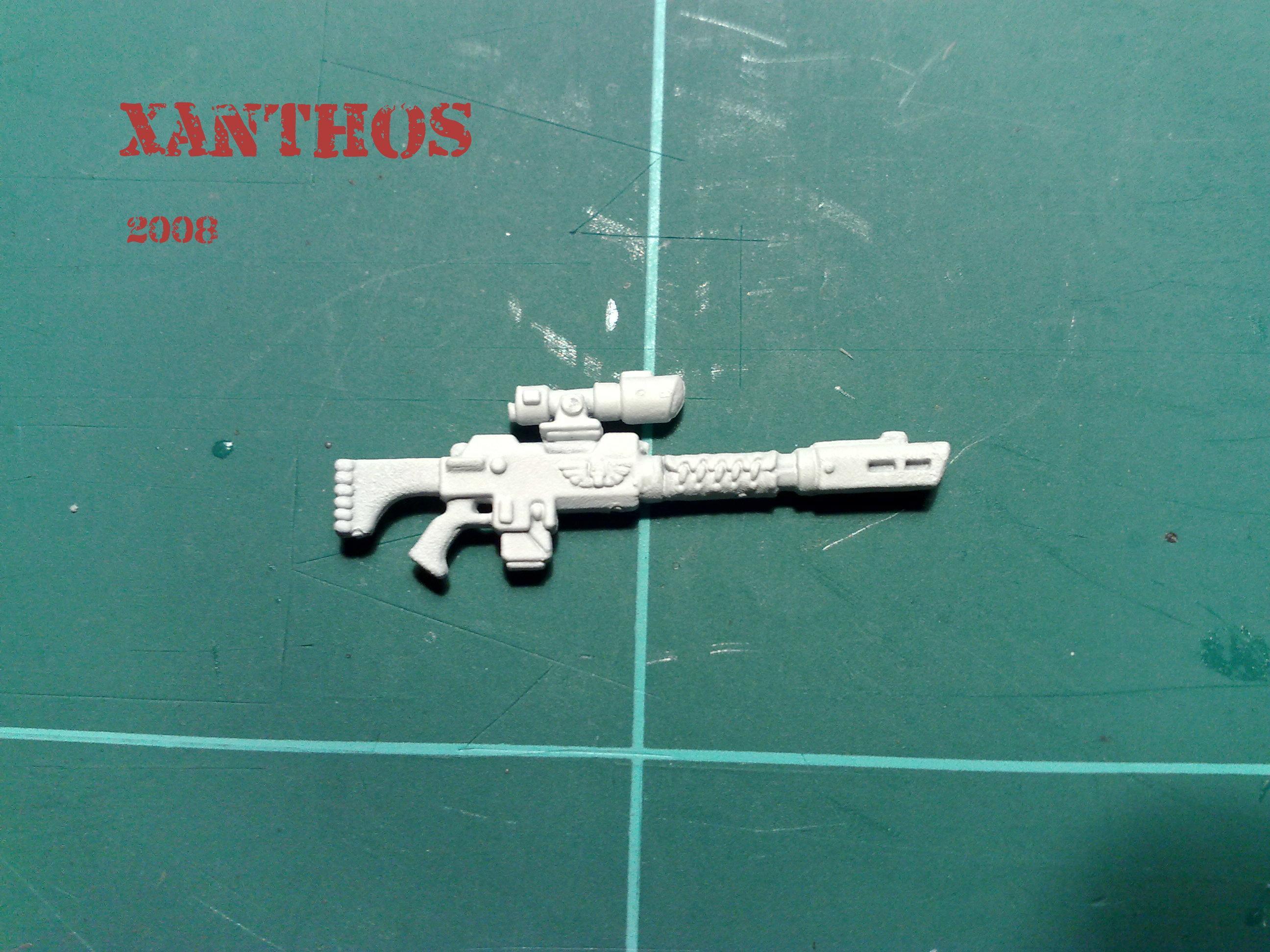 Conversion, Sniper Rifle