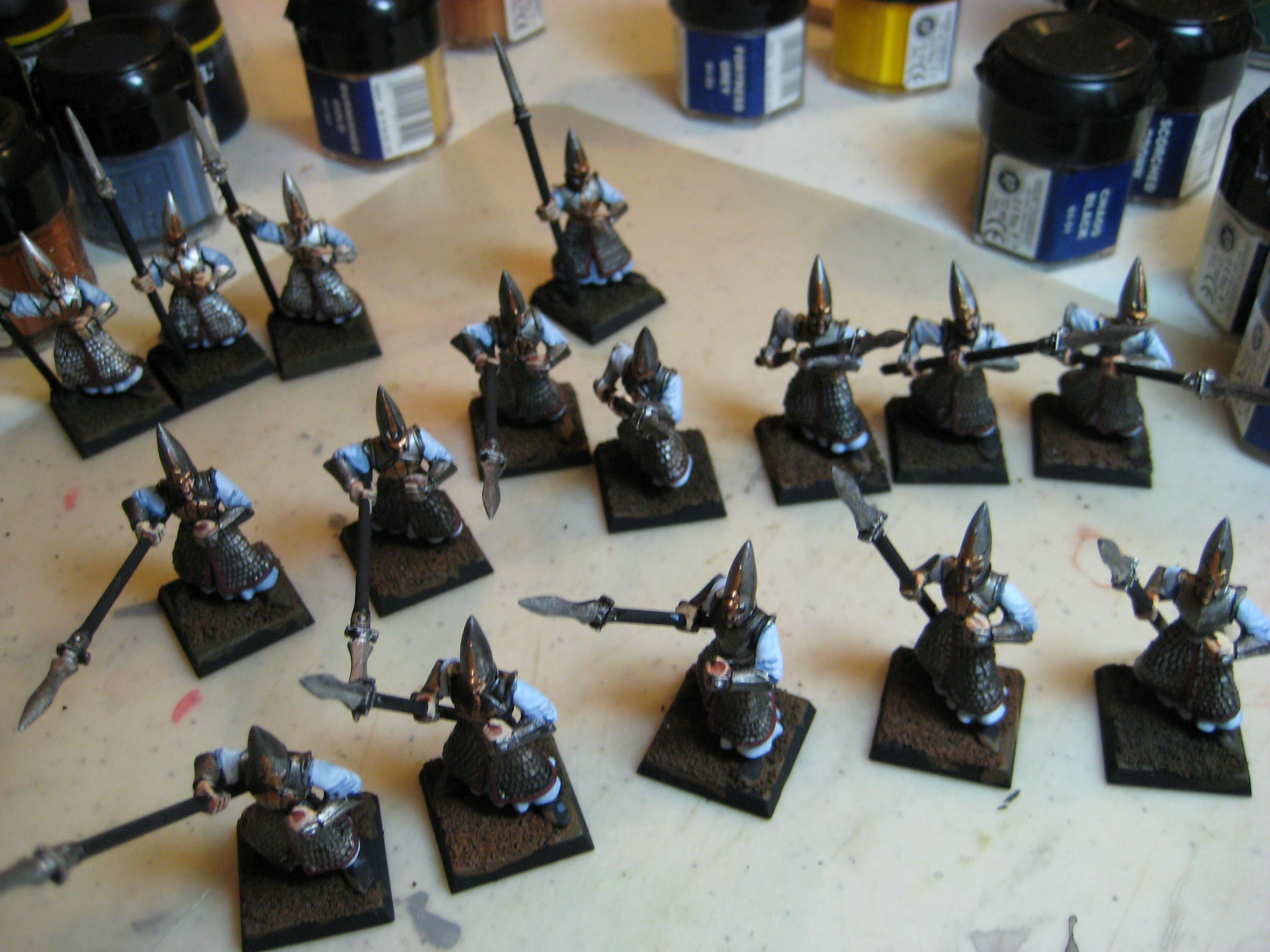 High Elves, Spearmen, Warhammer Fantasy