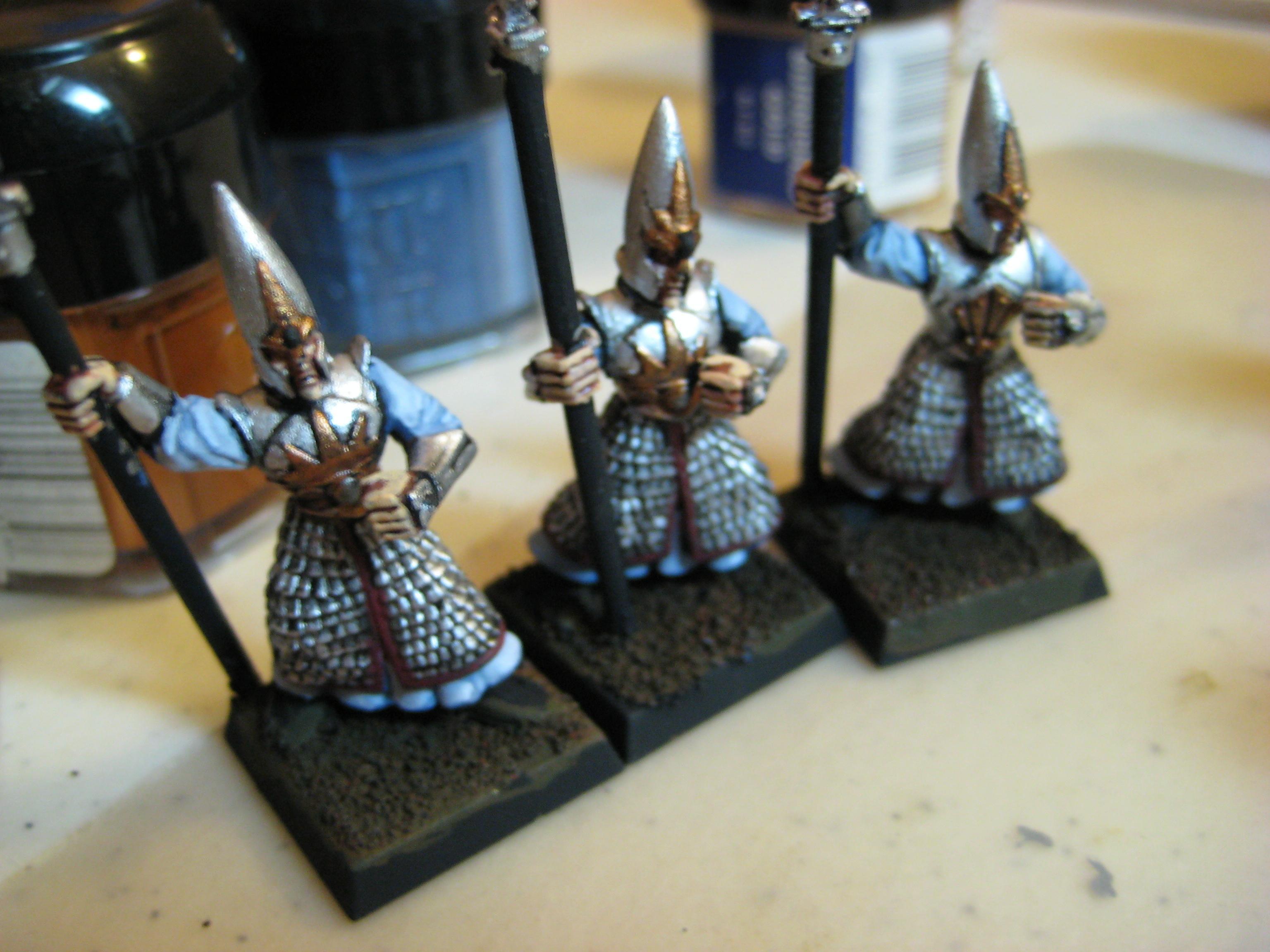 High Elves, Troops, Warhammer Fantasy, Work In Progress