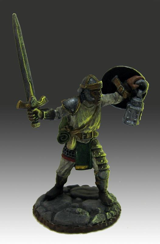 Dungeons And Dragons, Fighter, Object Source Lighting