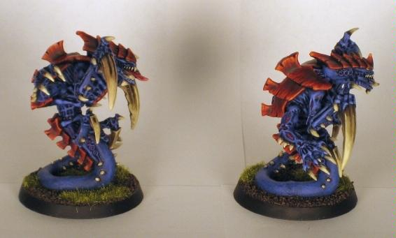 Raveners, Tyranids, Warhammer 40,000