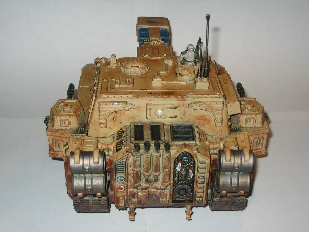 Apocalypse, Conversion, Imperial Guard, Stormblade, Tank, Vehicle, Warhammer 40,000, Wash