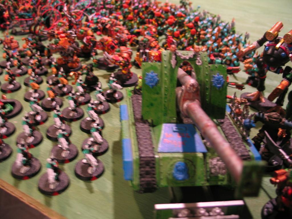 Looted Wagon, Ork Army, Orks, Waagghh!