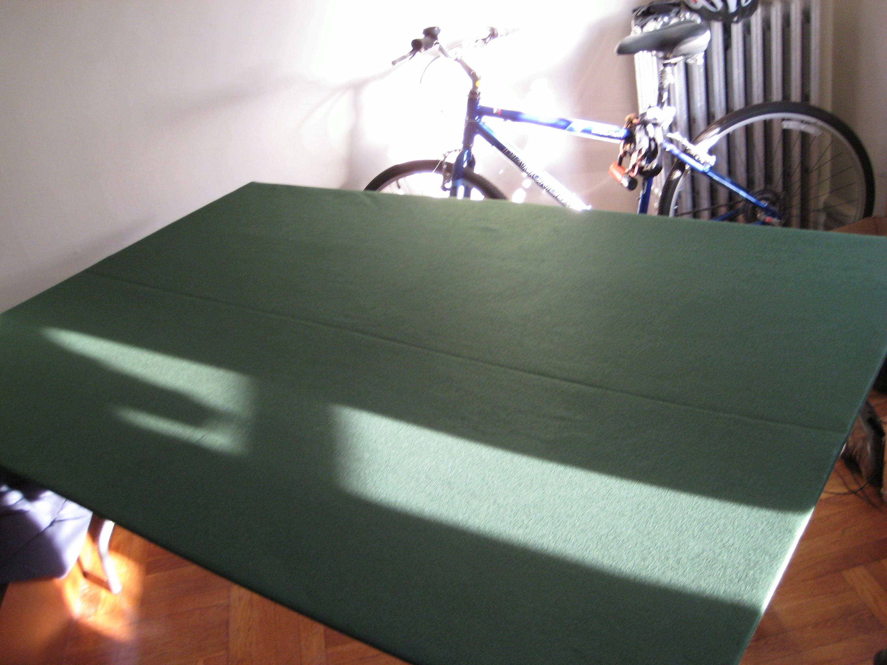 Game Table, High Elves, Plain Tabletop