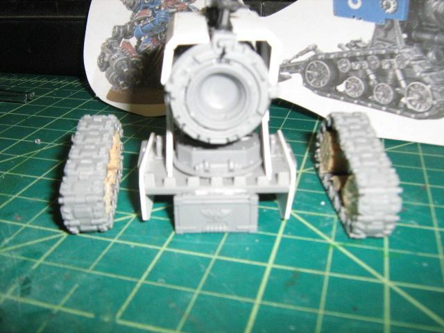 Scratch Build, Space Marines, Warhammer 40,000, Work In Progress
