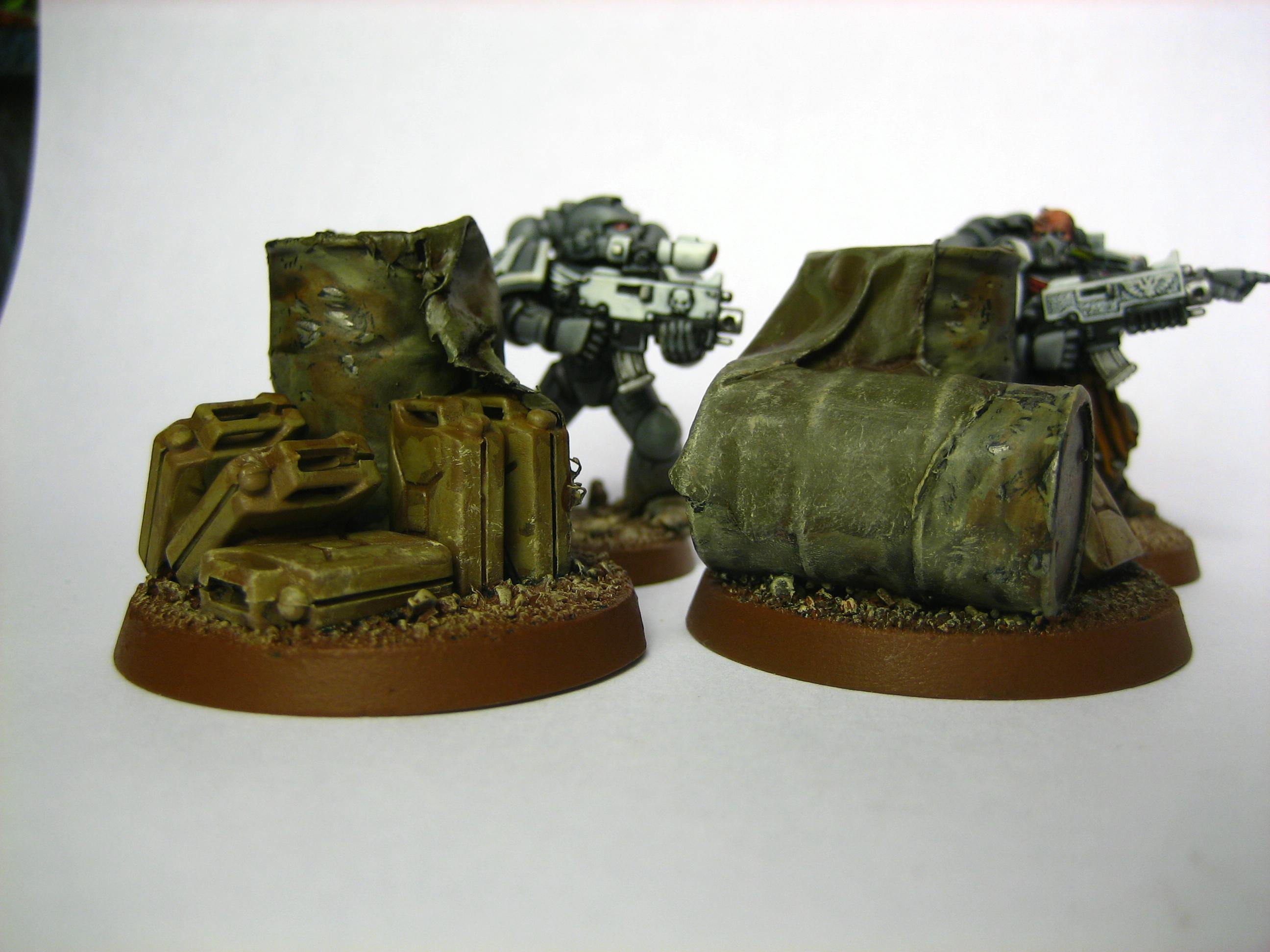 Objective Marker, Space Marines