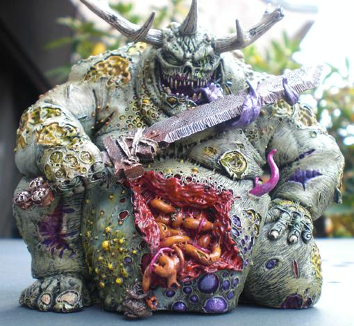 Daemons, Forge World, Great Unclean, Nurgle