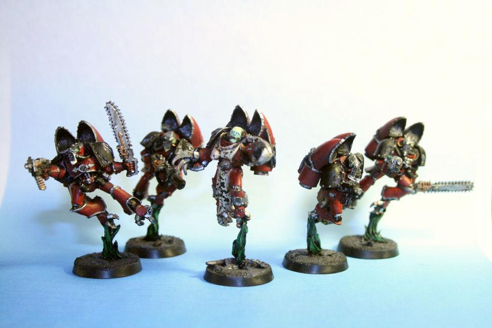 Chaos, Chaos Space Marines, Jump Pack, Raptors, Warhammer 40,000