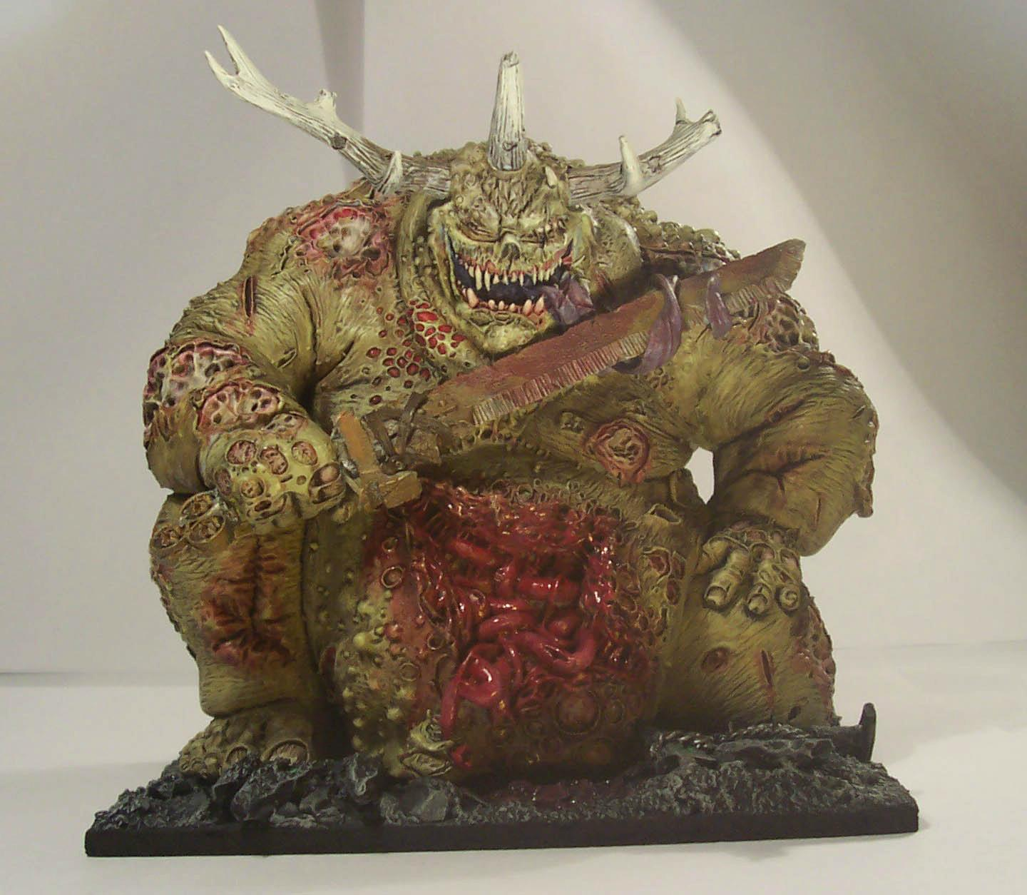 Bloated, Daemons, Forge World, Greater Daemon, Nurgle