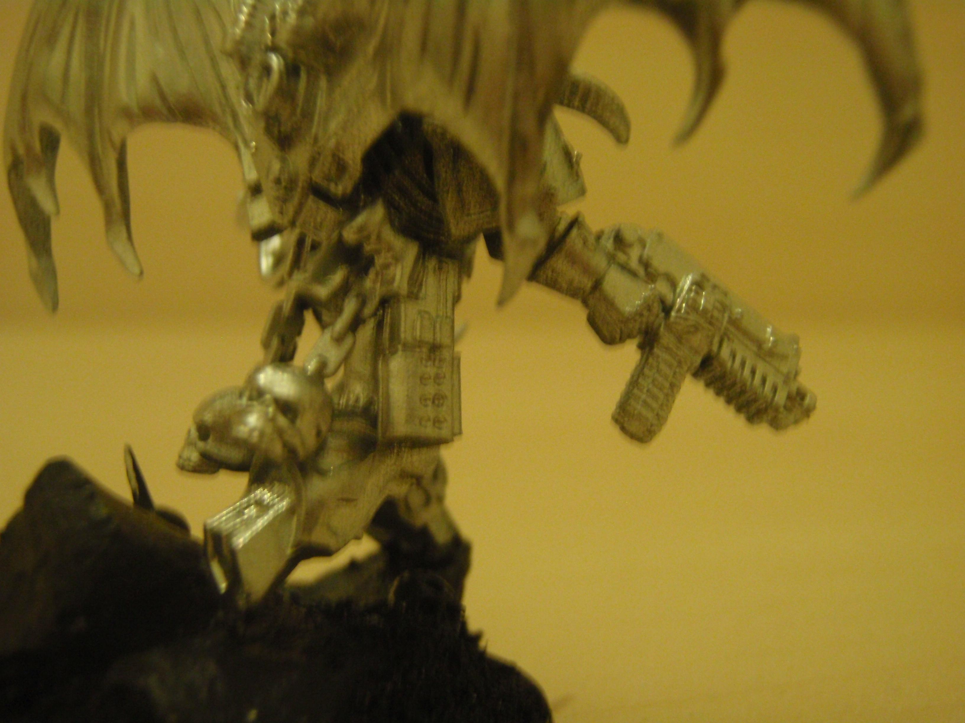 Base, Blurred Photo, Chaos Space Marines