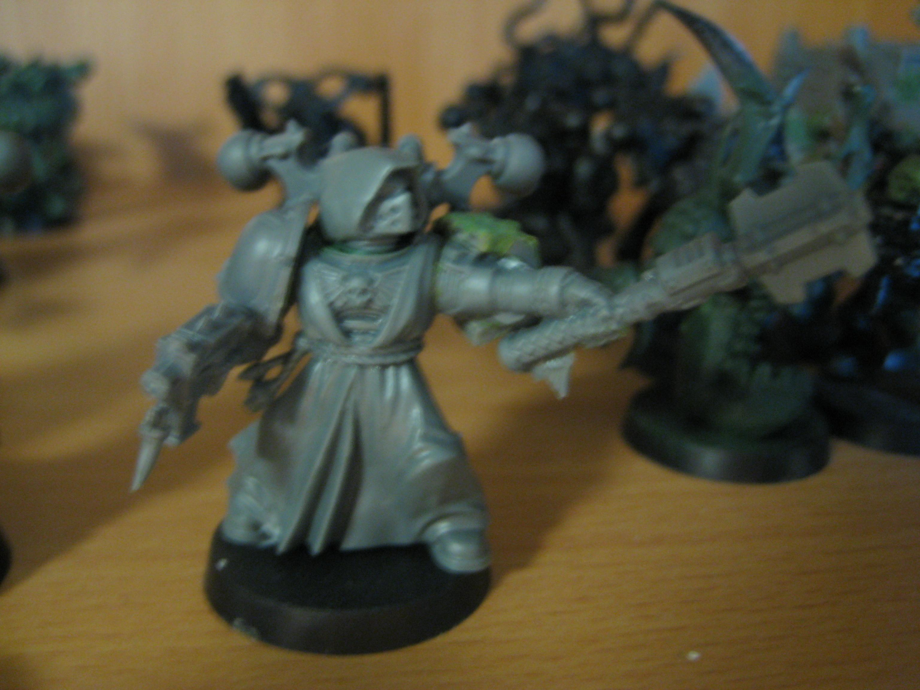 Dark Angels, Commander of Squad one, the squad that really needs a better name