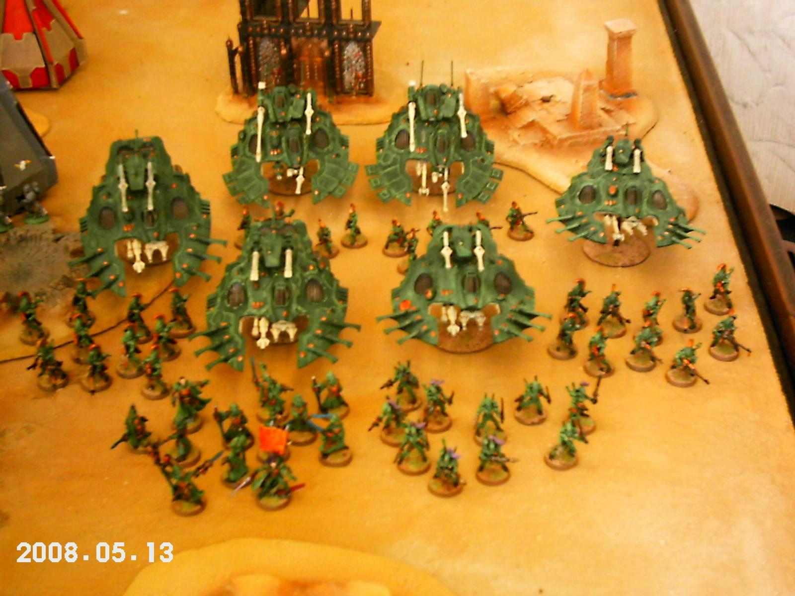Army, Eldar, Warhammer 40,000