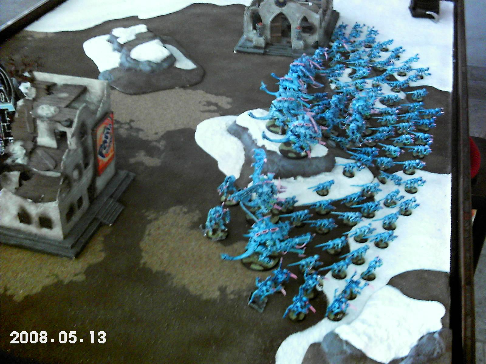 Army, Battle Report, Tyranids, Warhammer 40,000