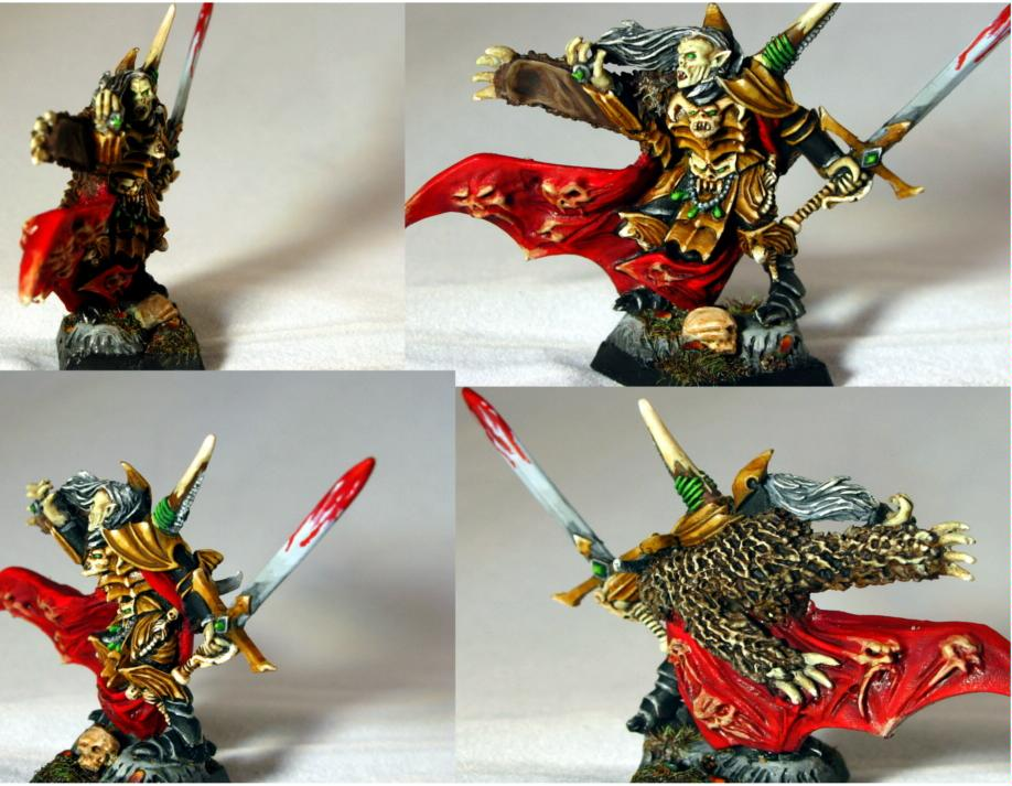 Bump In The Night, Dakka Painting Challenge, Undead, Vampire Counts, Warhammer Fantasy