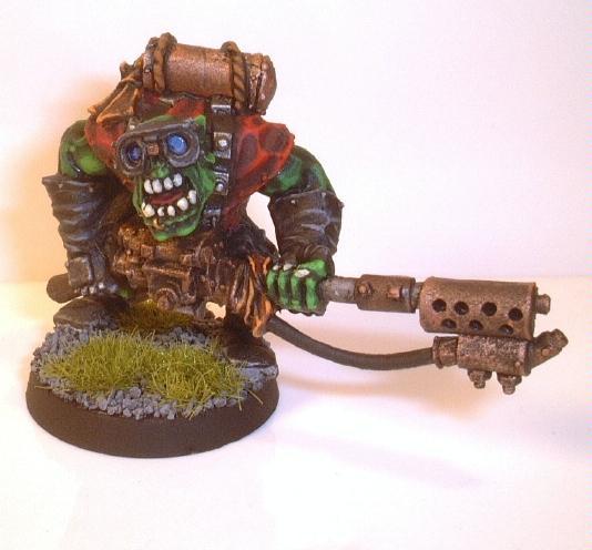 Burna Boyz, Orks, Warhammer 40,000